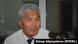 Омурбек Абдырахманов.