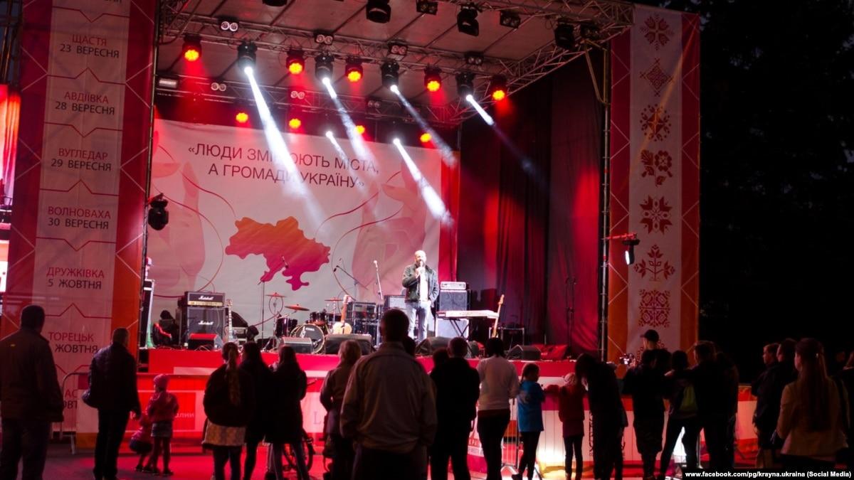 Украинское должно быть вкусным – соучредитель фестиваля «Из страны в Украину»