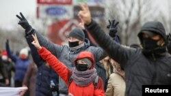 «Марш супраць фашызму», пратэст, пратэсты, Менск, 22 лістапада.