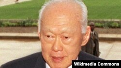 Маркум Ли Куан Ю