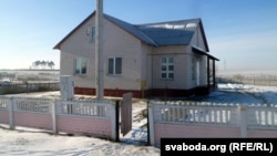 Дом перасяленцаў у Стайках