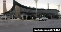 Oguzhan köçesi, Aşgabat, dekabr, 2019