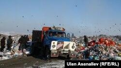 Бишкек четиндеги таштанды талаасы