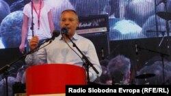 Сергеј Станишев, претседател на партијата на Европски социјалисти.