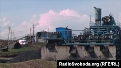Мини-шахта «Восток-Карбон», неподконтрольная правительству Украины часть Луганской области