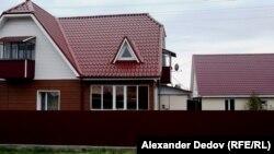 Село Мостовское. Богатый дом