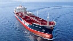 The U.K.-registered vessel Stena Impero (file photo)