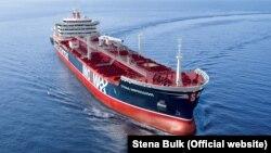 Stena Impero tankeri (oto arxivdəndir)