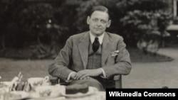 Томас Элиот. 1934