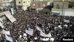 Антиправительственные демонстрации в Сирии не прекращаются