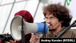 Краснодарский эколог Андрей Рудомаха