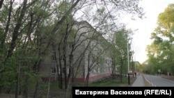Общежитие для мигрантов. Хабаровск