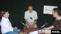Arif Əliyevlə söhbət, 11 avqust 2006