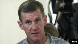 General Stanley McChrystal (file photo)