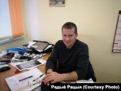 Алег Граблеўскі, архіўнае фота