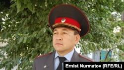 Женишбек Ашырбаев