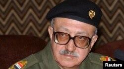 Իրաքի փոխվարչապետ Թարիք Ազիզը 2003 թվականի փետրվարին