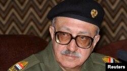 Ирак премьер-министрінің бұрынғы орынбасары Тарик Азиз.