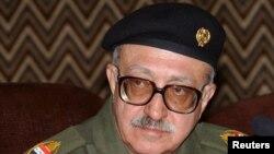 Бывший заместитель премьер-министра Ирака Тарик Азиз в 2003 году.