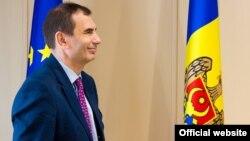 Вице-президент ЕБРР Ален Пиллу в Кишиневе