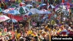 Карнавал в Дюнкерке