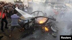 Rripi i Gazë, 14 nëntor 2012.