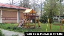 Детска градинка во Охрид.