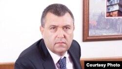 Алишер Аминов – вице-президент «Института независимой экспертизыи права», экс-кандидат в президенты Российского футбольного союза.
