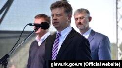 Глава российского Минтранса Максим Соколов, архивное фото