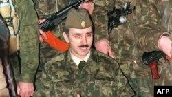 Джохар Дудаев, первый президент Чеченской республики Ичкерия (ЧРИ)