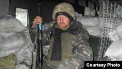 Віталій Немиренко в Донецькому аеропорту