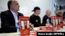 Sa promocije knjige, RSE foto Vesna Anđić