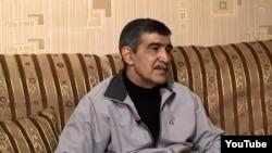 Правозащитник Эльшан Гасанов. Архивное фото