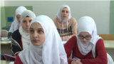 cover image video religious school in Bosnia's country side, January 2019, Balkan service