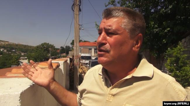 Эдем Дудаков, крымскотатарский активист