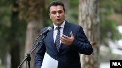 Зоран Заев, претседател на Владата на Северна Македонија