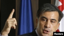 Saakashvili: Does he just want to annoy Russia or does he have a more long-term strategy?