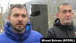 Antonio Zelenika i Branko Matešin