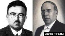 Зәки Вәлиди (с) һәм Садри Максуди