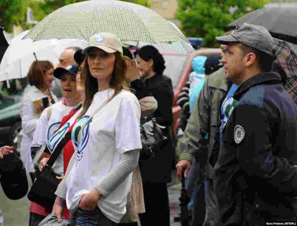 Podgorica, 01.05.2011. Foto: RSE / Savo Prelević