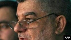 وزير العلوم والتكنولوجيا عبد الكريم السامرائي