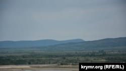 Тайганское водохранилище в мае