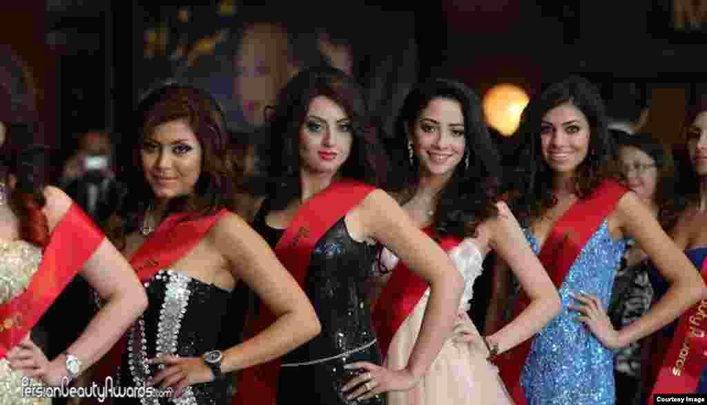 مسابقه ملکه زیبایی ایران در کانادا. ۲۰۱۴