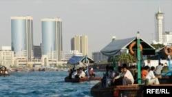 امارات متحده عربی در حال حاضر ۲۵ درصد کالاهای وارداتی ایران را تامین می کند.