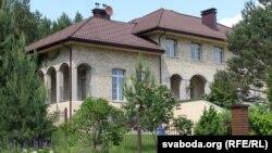 Дом Бабарыкаў у Мачанах