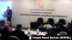 مؤتمر حول أوضاع اللاجئين العراقيين في الأردن