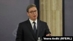 Aleksandar Vučić, Beograd