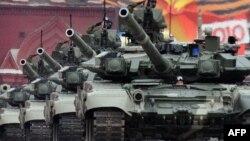 T-90 tankları