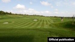 Площадка для гольфа (Иллюстративное фото)