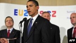 Barak Obama, foto nga arkivi